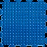"""Орто-коврик """"Шипы"""" синий 1шт 25см*25см модульный коврик Орто (ОРТОДОН)"""