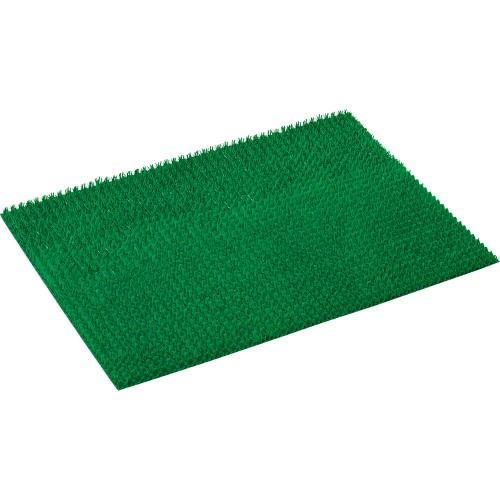 24100 Коврик 45*60см ТРАВКА на ПВХ основе зелёный VORTEX
