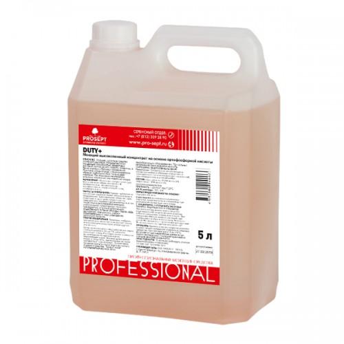 Duty+ Моющий высокопенный концентрат на основе ортофосфорной кислоты 5л