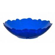 Glory Фруктовница 2.2л (синий полупрозрачный) 284 x 80 мм