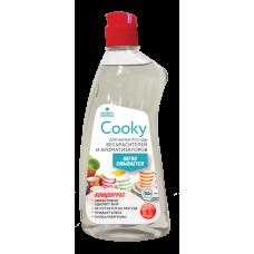 Cooky гель для мытья посуды вручную. Без запаха. Концентрат Prosept 0,5л
