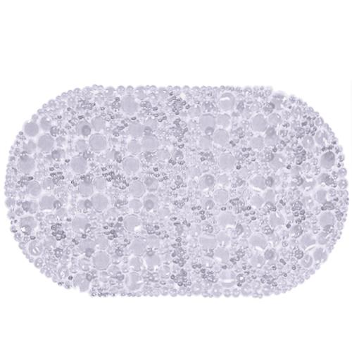Spa-коврик для ванны AQUA-PRIME 67*38см Линза (прозрачный)