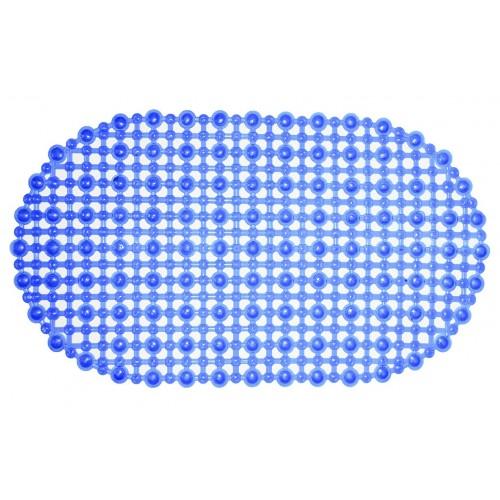 Spa-коврик для ванны AQUA-PRIME Комфорт 65*36см (голубой)