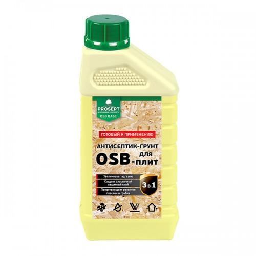 PROSEPT ОSB BASE  Антисептик - грунт для плит OSB , готовый состав, 1л