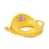 Адаптер с ручками желтый 430*370*150мм арт.11107 Турция Dunya Plastik