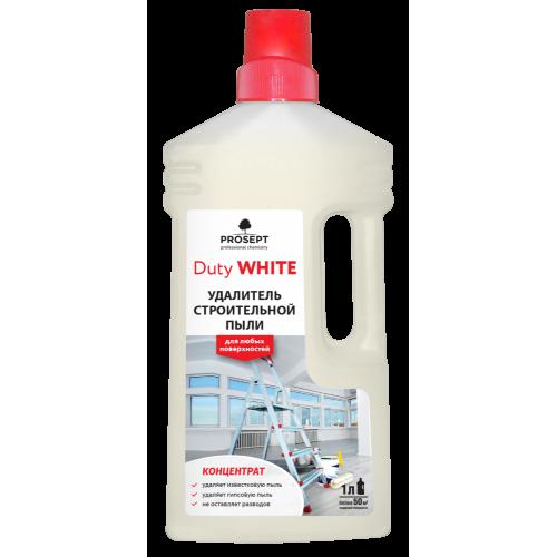Duty White Средство для удаления гипсовой пыли PROSEPT