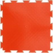 """Орто-коврик """"Трава"""" жесткий оранжевый 1шт 25см*25см модульный коврик Орто (ОРТОДОН)"""