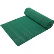 Коврик-дорожка ПВХ Zig-Zag 5 мм 0,9*10 м, против скольжения, зеленый VORTEX арт.22155