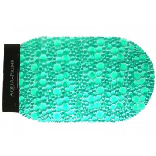 Spa-коврик для ванны AQUA-PRIME Линза 67*38см (зеленый)