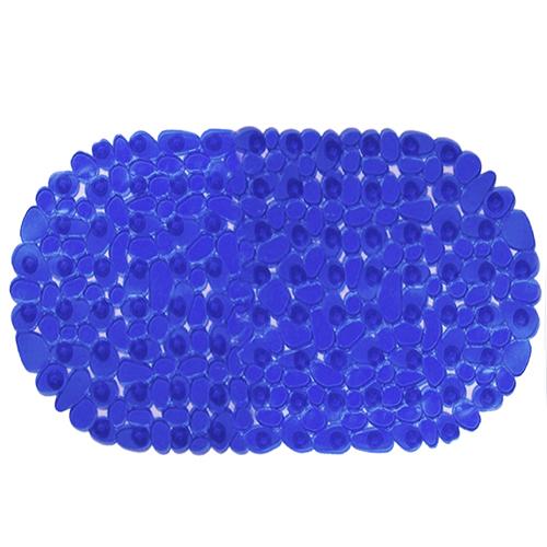 Spa-коврик для ванны AQUA-PRIME Морская Галька 69*39см (фиолетовый)