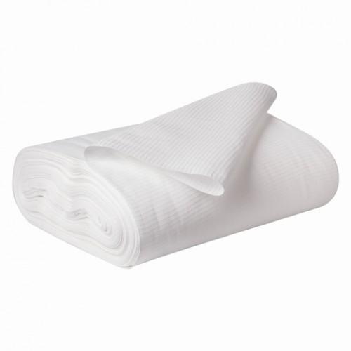 Вафельное полотно плотность 100г 60м*45м  (цена указана за 1 рулон)