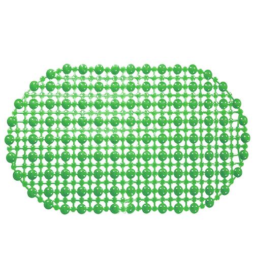 Spa-коврик для ванны AQUA-PRIME Комфорт 65*36см (зеленый)