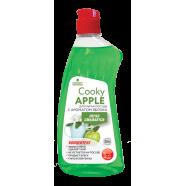 Cooky гель Apple для мытья посуды вручную с ароматом яблока концентрат