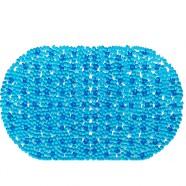 Spa-коврик для ванны AQUA-PRIME 66*37см Золушка (голубой)
