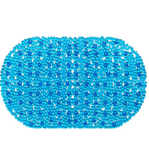 Spa-коврик для ванны AQUA-PRIME Золушка 66*37см (голубой)