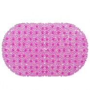 Spa-коврик для ванны AQUA-PRIME 66*37см Золушка (розовый)