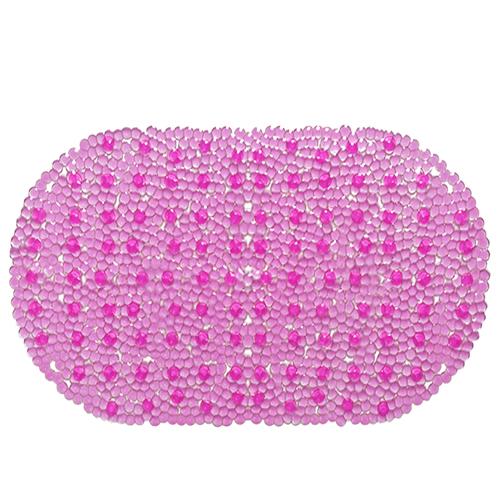 Spa-коврик для ванны AQUA-PRIME Золушка 66*37см (розовый)