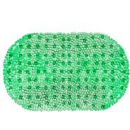Spa-коврик для ванны AQUA-PRIME 66*37см Золушка (зеленый)