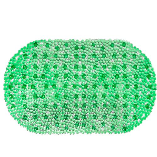 Spa-коврик для ванны AQUA-PRIME Золушка 66*37см (зеленый)